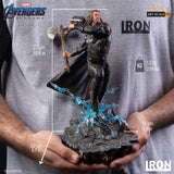 Thor BDS Art Scale 1/10 - Avengers: Endgame  [PRE-ORDER - MSRP $109.99 10%] - Iron Studios