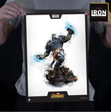 Cull Obsidian BDS Art Scale 1/10 - Avengers: Infinity War - Iron Studios