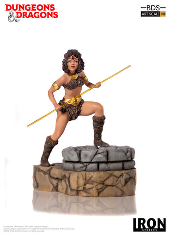 Diana, the Acrobat – BDS Art Scale 1/10 - Dungeons & Dragons - Iron Studios
