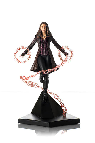 Scarlet Witch Art Scale 1/10 Civil War - Iron Studios