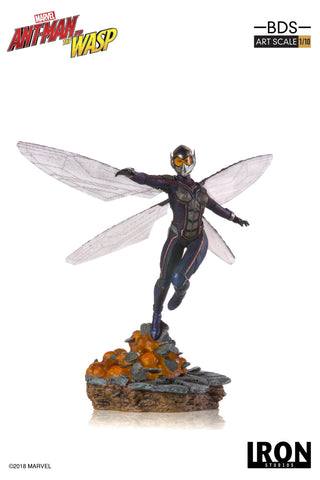 Wasp BDS Art Scale 1/10 - Ant-Man & Wasp - Iron Studios