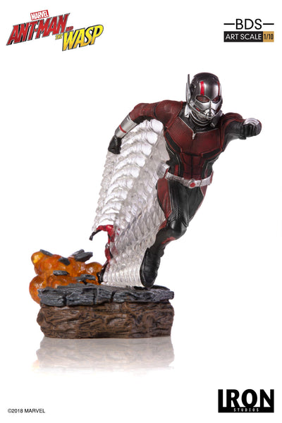 Ant-Man BDS Art Scale 1/10 - Ant-Man & Wasp [SRP $109.99 - Pre-order 10% SRP] - Iron Studios
