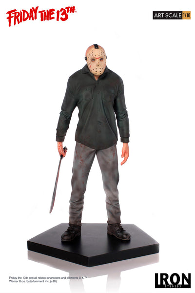 Jason Art Scale 1/10 - Friday the 13th (REGULAR) - Iron Studios