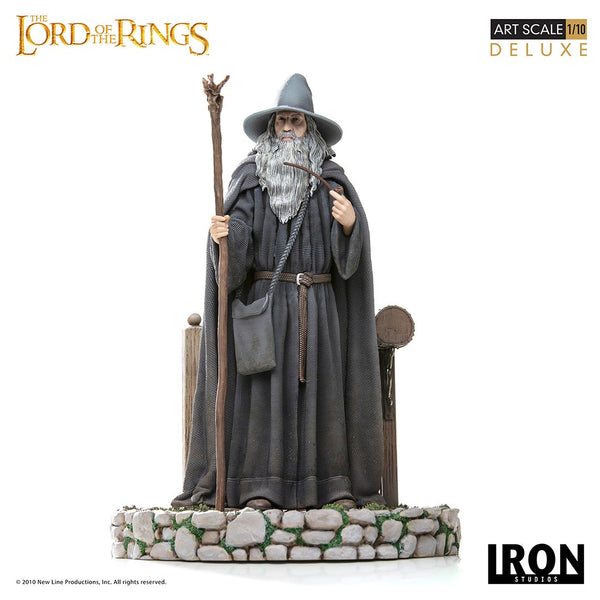 Gandalf Deluxe Art Scale 1/10 - Lord of the Rings - Iron Studios
