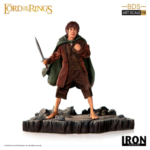 Frodo BDS Art Scale 1/10 - Lord of the Rings - Iron Studios
