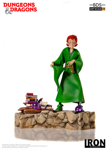 Presto, the Magician  – BDS Art Scale 1/10 - Dungeons & Dragons - Iron Studios