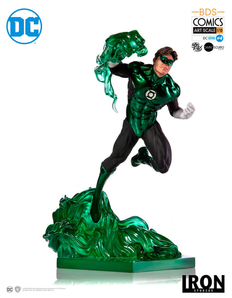 Green Lantern Art Scale 1/10 - DC Comics Series 4 by Ivan Reis - Iron Studios
