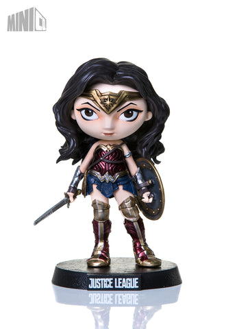 Wonder Woman - Mini Co. [SRP $16.99 - Pre-order 10% SRP] - Iron Studios