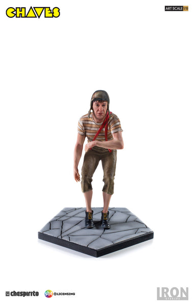 El Chavo del Ocho Art Scale 1/10 - Piripaque Edition - Iron Studios