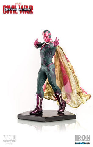 Vision Art Scale 1/10 - Captain America: Civil War - Iron Studios