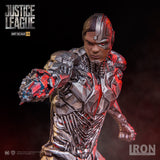 Cyborg Art Scale 1/10 - Justice League - Iron Studios