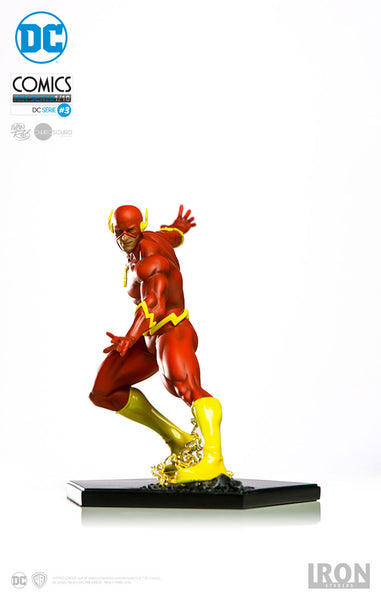 Flash Art Scale 1/10 - By Ivan Reis - Iron Studios