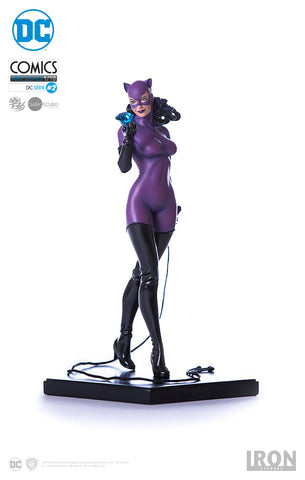 Catwoman Art Scale 1/10 - By Ivan Reis - Iron Studios