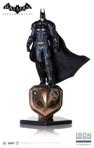 Batman Deluxe Art Scale 1/10 - Batman: Arkham Knight - Iron Studios