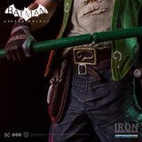 Riddler Art Scale 1/10 - Batman: Arkham Knight - Iron Studios