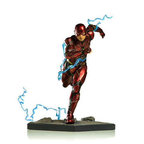Flash Art Scale 1/10 - Justice League - Iron Studios