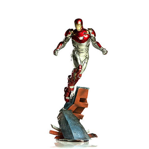 Iron Man XLVII BDS Art Scale 1/10 - Spider-Man: Homecoming