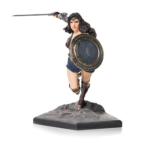 Wonder Woman Art Scale 1/10 - Justice League - Iron Studios