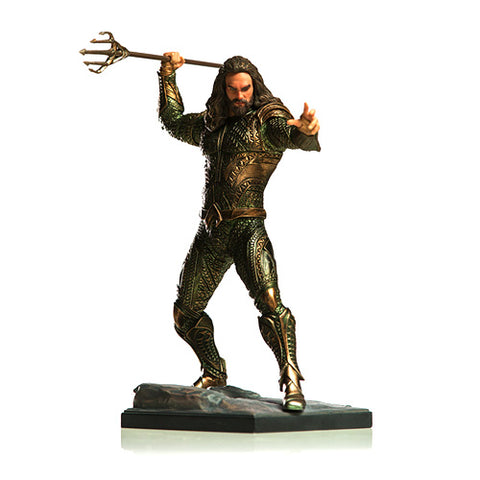 Aquaman Art Scale 1/10 - Justice League - Iron Studios