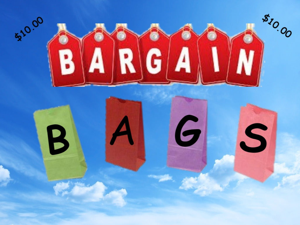 Angie B's Bargain Bags - Just Shuckin Around with The Pearl Gearls