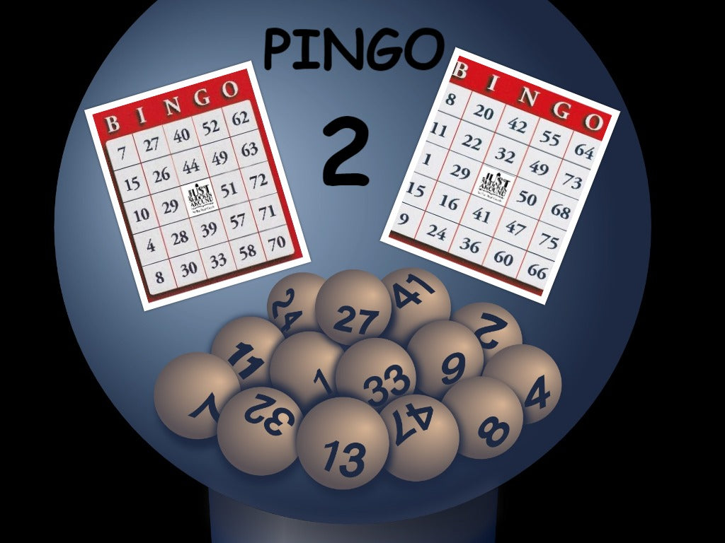 Pingo 2 - Just Shuckin Around with The Pearl Gearls