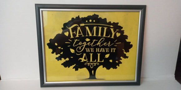 Family Together Tree