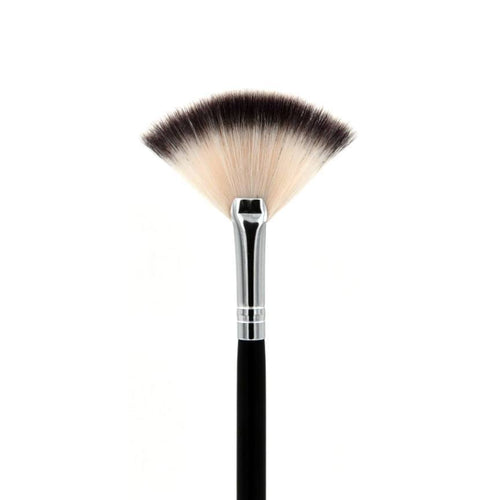 SS017 Deluxe Soft Fan Brush Crownbrush