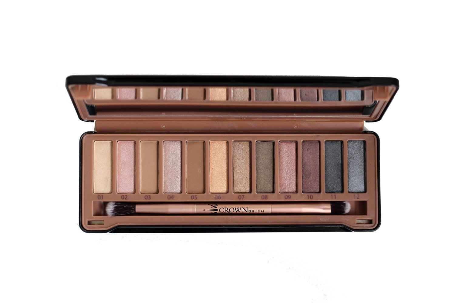Under Exposed Eyeshadow Palette