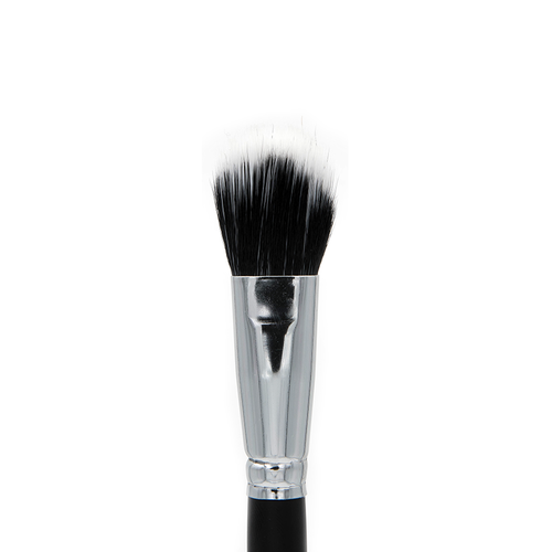 C427 Tapered Duo Fibre Blush Brush