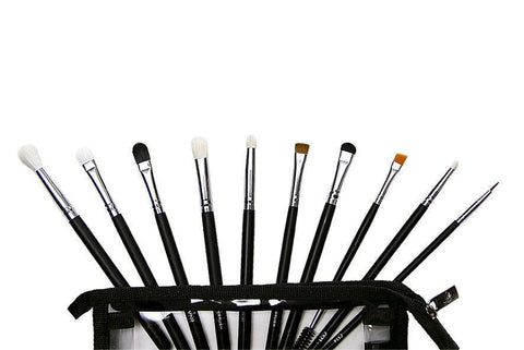 'All Eyes On You' Vegan Eye Brush Set