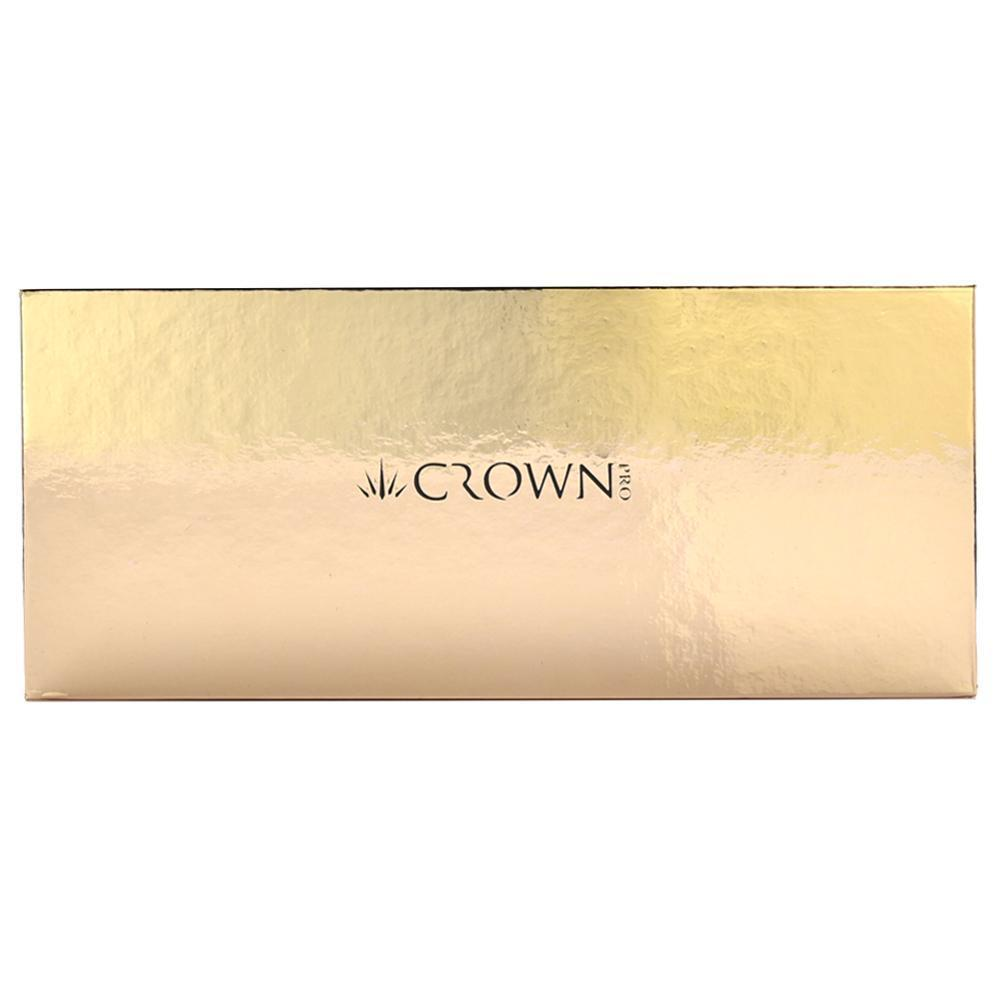 5 Colour Highlighter/Illuminator Palette Crownbrush packaged