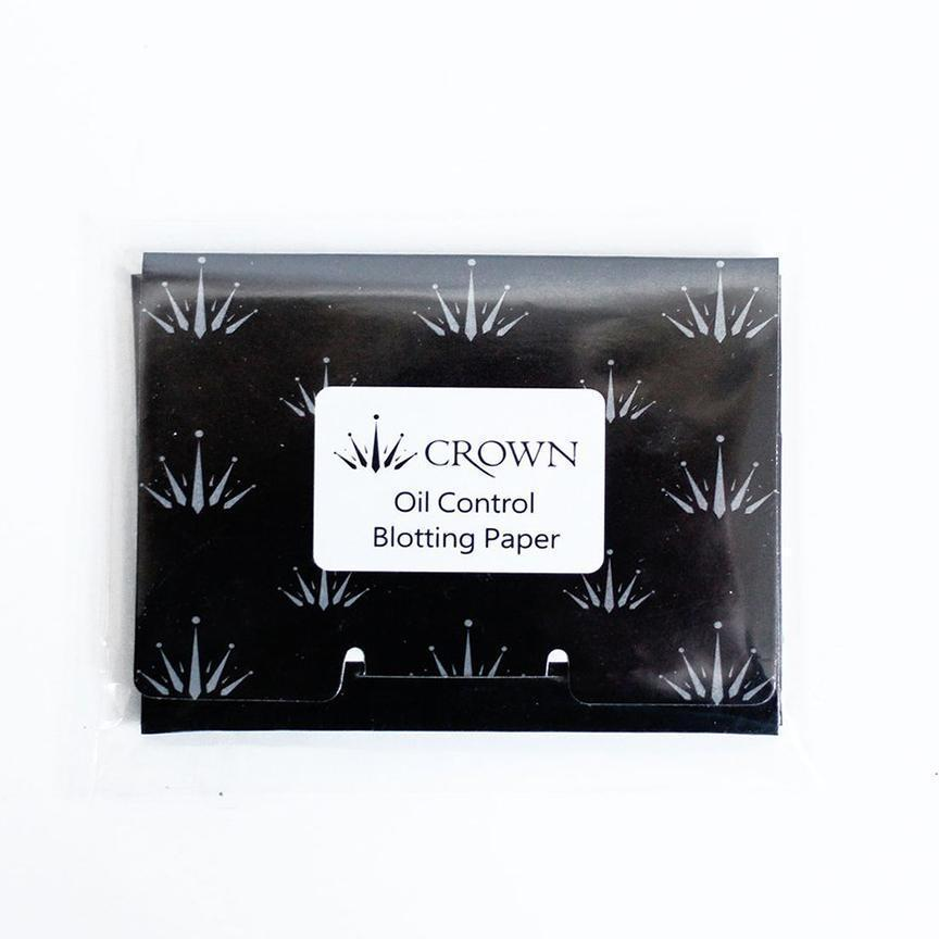 Oil Control Blotting Paper Crownbrush