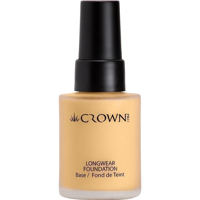 PFK12-1 Light Longwear Foundation Crownbrush
