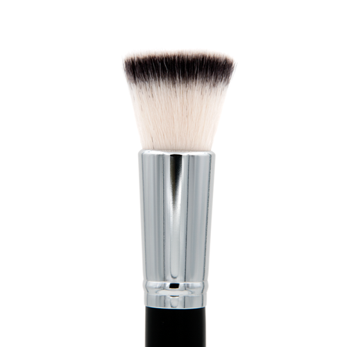 SS014 Deluxe Flat Bronzer Brush Crownbrush