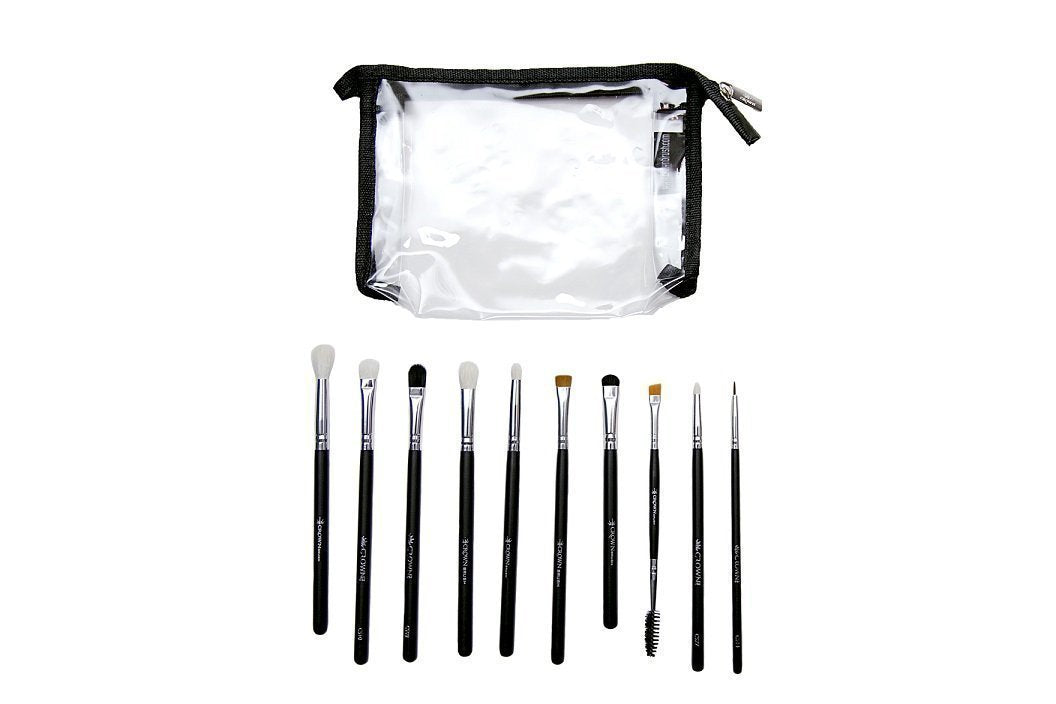 Eyestonishing Eye Makeup Brush Set Crownbrush