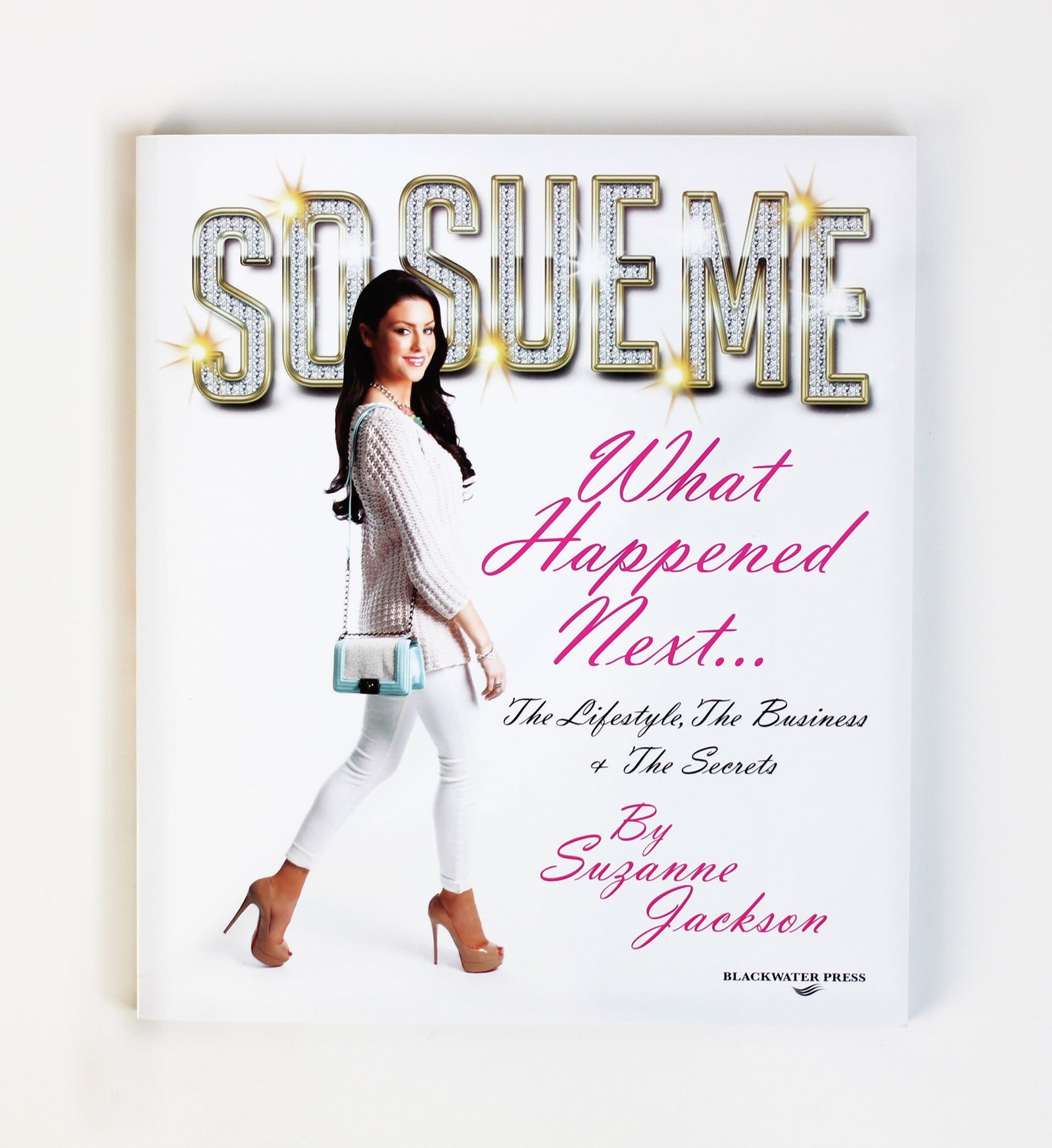 SoSueMe Book - What Happened Next