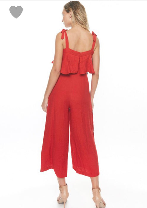 Newport Beach Jumpsuit