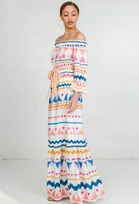 Fiesta Till You Siesta Dress