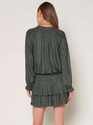 Dusty Hunter Dress