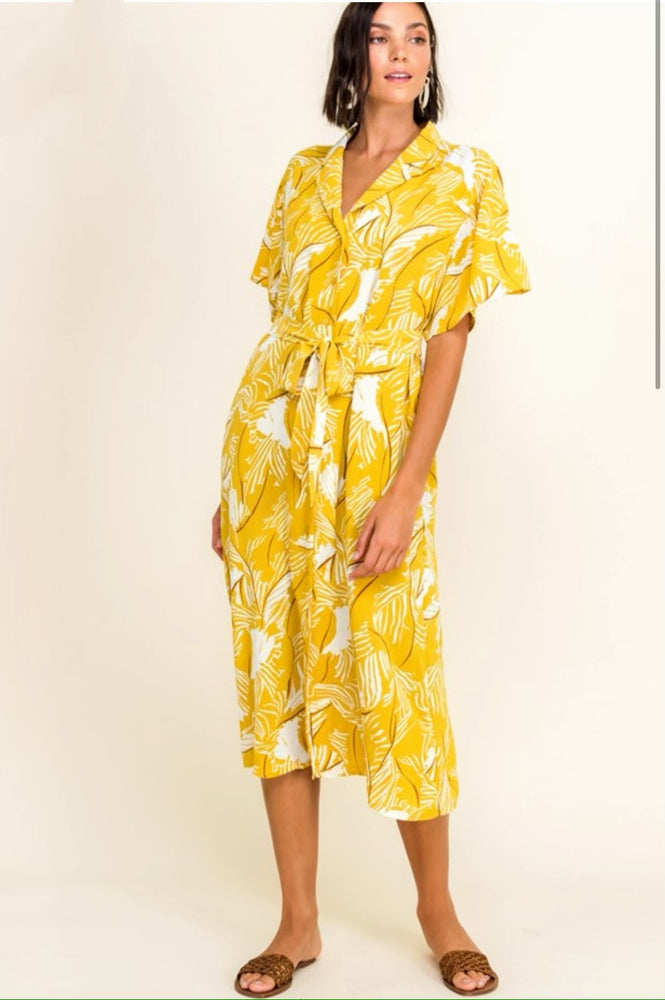 Sunset Safari Dress