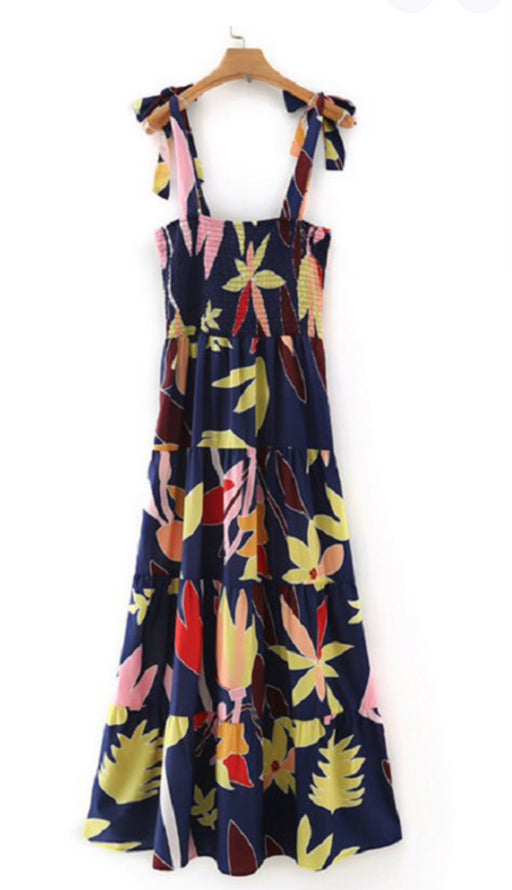 Tropical Twist Dress