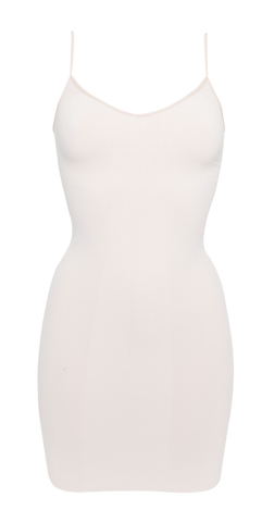 Shibue Non-slip Cami Dress White