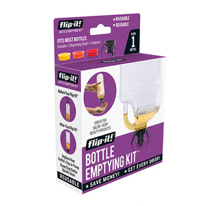 Flip-It!® Bottle Emptying Kit Salon Assortment 1-Pack