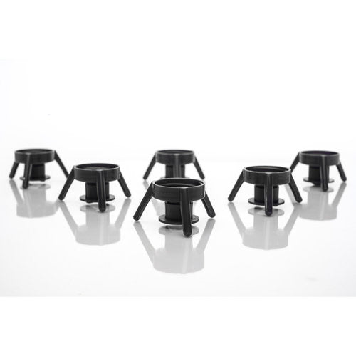 Black XL Dispensing Stands (6)