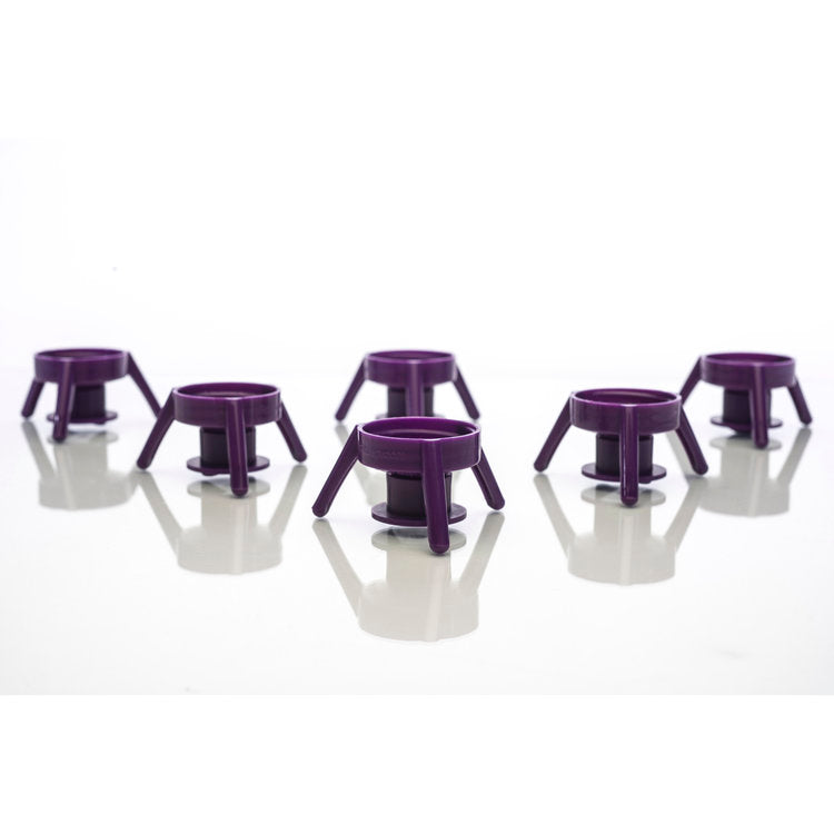 Purple Dispensing Stands (6)