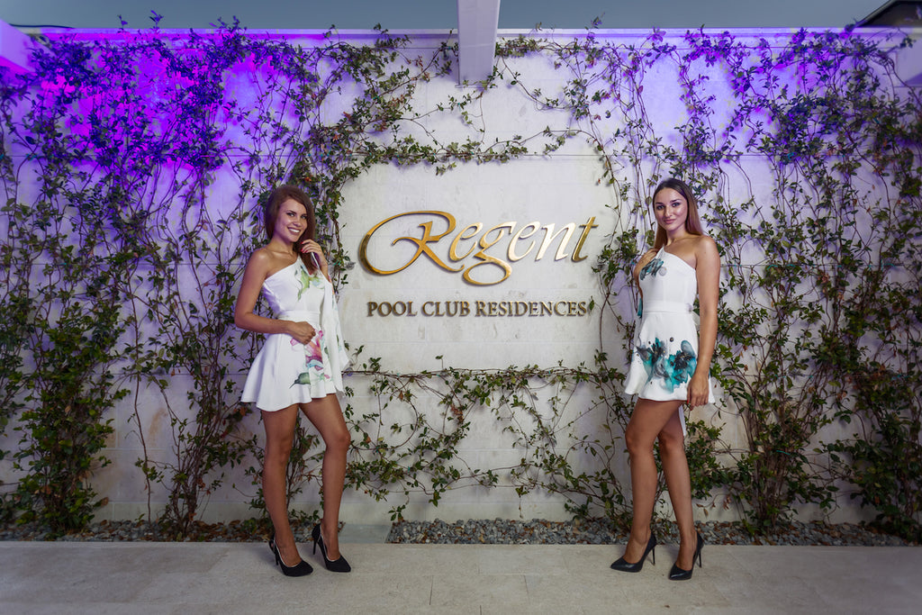 Regent Pool Club Residences Opening