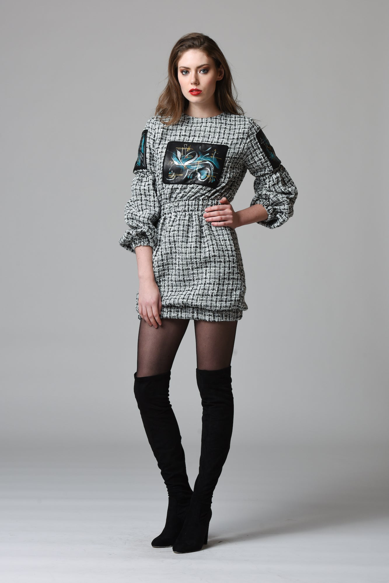 Deni Sweater Dress