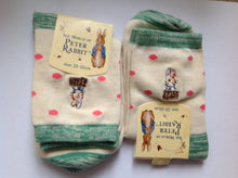 Peter Rabbit Socks