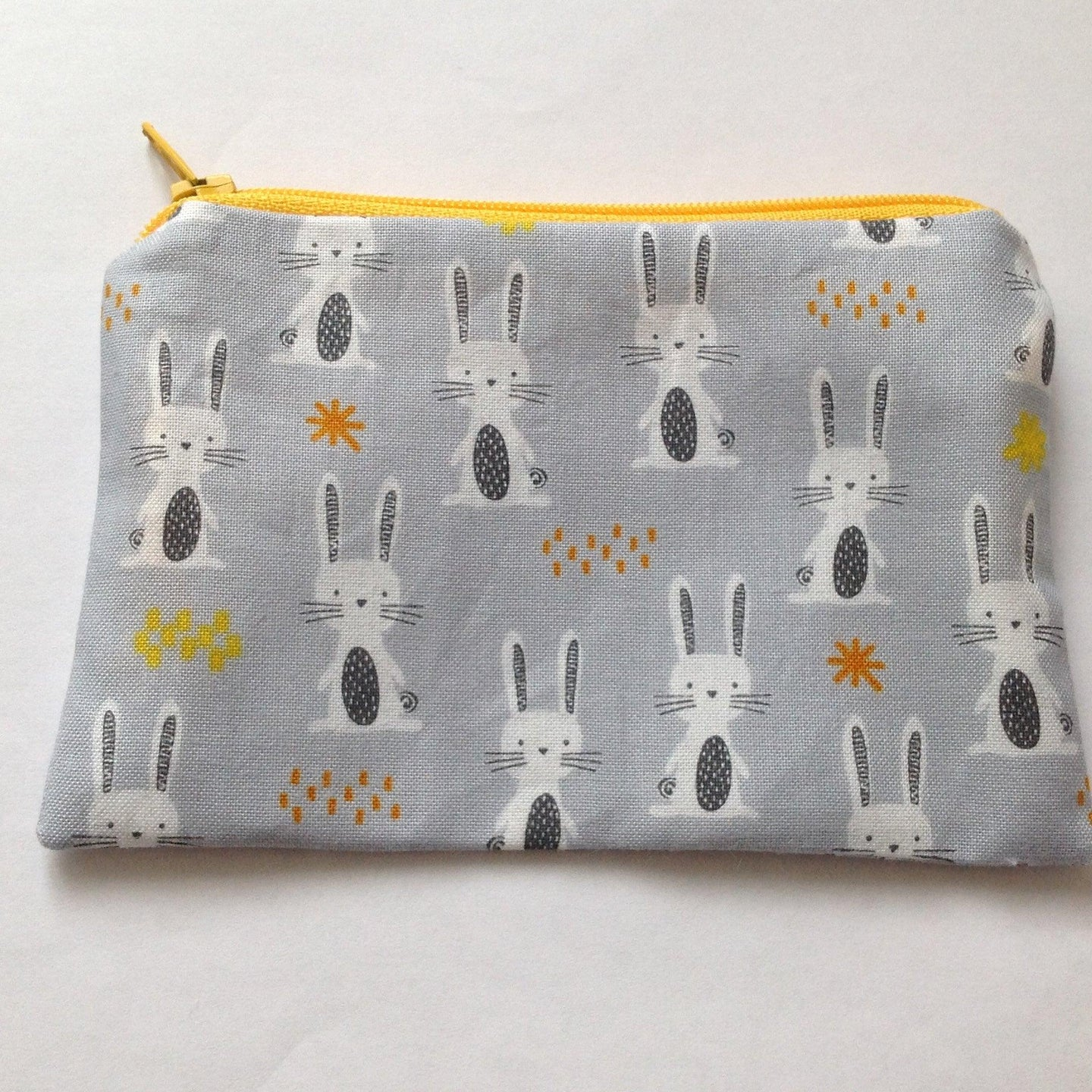 Zip Bunny Purse