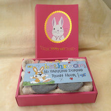Luxury Ladies Bathtime  Bunny Rabbits Pamper Gift Box
